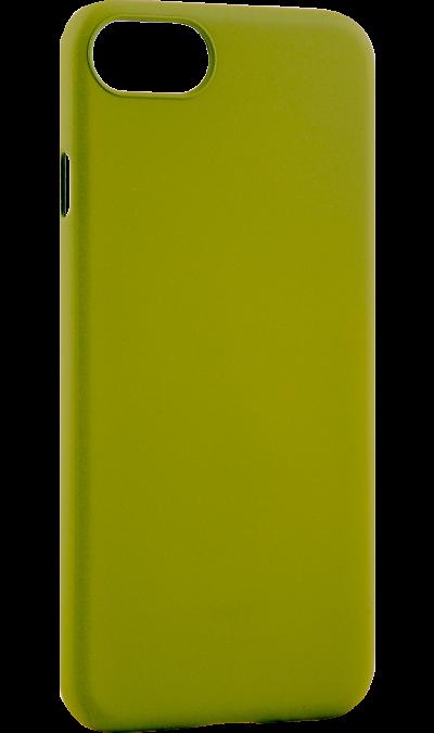 Чехол-крышка Vipe Grip для Apple iPhone 7 Plus/8 Plus, поликарбонат, зеленыйЧехлы и сумочки<br>Чехол Vipe Grip поможет не только защитить ваш Apple iPhone 7 Plus от повреждений, но и сделает обращение с ним более удобным, а сам аппарат будет выглядеть еще более элегантным.<br><br>Colour: Зеленый