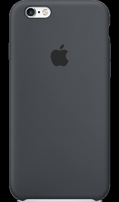 Чехол-крышка Apple для iPhone 6, силикон, серыйЧехлы и сумочки<br>Чехол-крышка для iPhone 6 - придаст индивидуальность вашему телефону!<br>