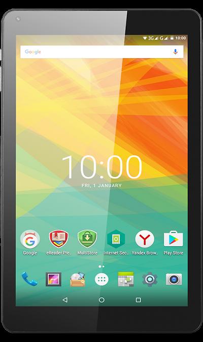 Prestigio Prestigio MultiPad PMT3131D 3G Black планшет prestigio multipad grace 3157 4g 8gb черный
