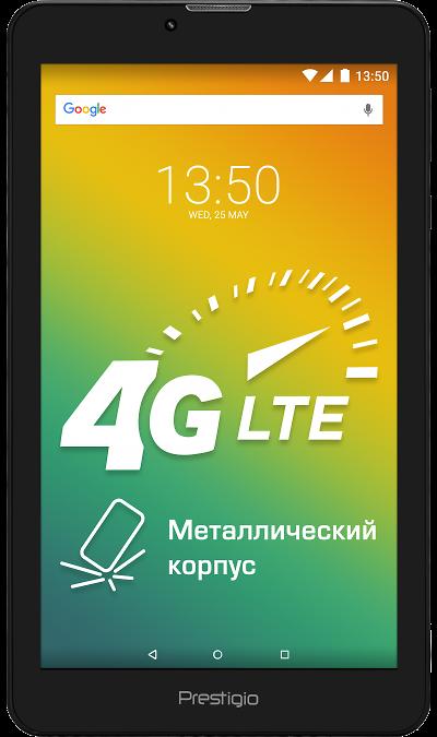 Prestigio Grace PMT3157C 3GПланшеты<br>2G, 3G, Wi-Fi; ОС Android; Дисплей сенсорный емкостный 16,7 млн цв. 7; Камера 2 Mpix; Разъем для карт памяти; MP3, FM,  GPS; Вес 266 г.<br><br>Colour: Черный