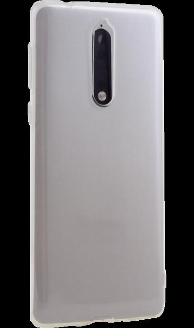 Чехол-крышка Inoi для Nokia 8, силиконЧехлы и сумочки<br>Чехол поможет не только защитить ваш смартфон от повреждений, но и сделает обращение с ним более удобным, а сам аппарат будет выглядеть еще более элегантным.<br>