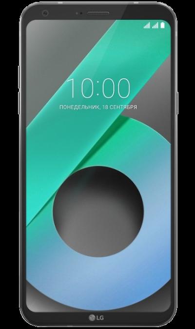 LG Q6 M700ANСмартфоны<br>2G, 3G, 4G, Wi-Fi; ОС Android; Камера 13 Mpix, AF; Разъем для карт памяти; MP3, FM,  GPS; Время работы 470 ч. / 16.0 ч.; Вес 149 г.<br><br>Colour: Черный