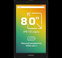 Планшет Prestigio MultiPad PMT3708 3G Black