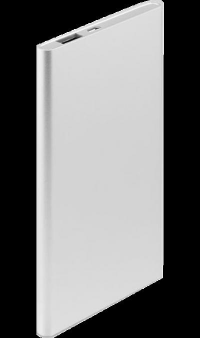 Аккумулятор Rombica NEO AX70S, Li-Pol, 7000 мАч, серебристый (портативный)Аккумуляторы внешние<br>Резервный аккумулятор Rombica - устройство, предназначенное для зарядки портативных устройств без помощи электрической сети. Особенно актуален для путешественников и туристов в местах, где невозможен или ограничен доступ к электроэнергии. Резервный аккумулятор подходит для портативных устройств, таких как смартфоны, планшеты, мобильные телефоны и МР3-плееры.<br><br>LED индикатор оставшегося заряда;<br>Множественная система защиты для безопасной зарядки устройств;<br>Алюминиевый ...<br><br>Colour: Серебристый