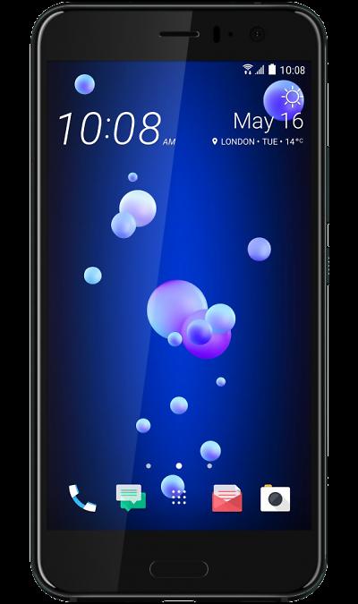 HTC U11 64GBСмартфоны<br>2G, 3G, 4G, Wi-Fi; ОС Android; Дисплей сенсорный емкостный 16,7 млн цв. 5.5; Камера 12 Mpix, AF; Разъем для карт памяти; MP3,  ГЛОНАСС / BEIDOU / GPS; Повышенная защита корпуса; Время работы 336 ч. / 24.5 ч.; Вес 169 г.<br><br>Colour: Черный