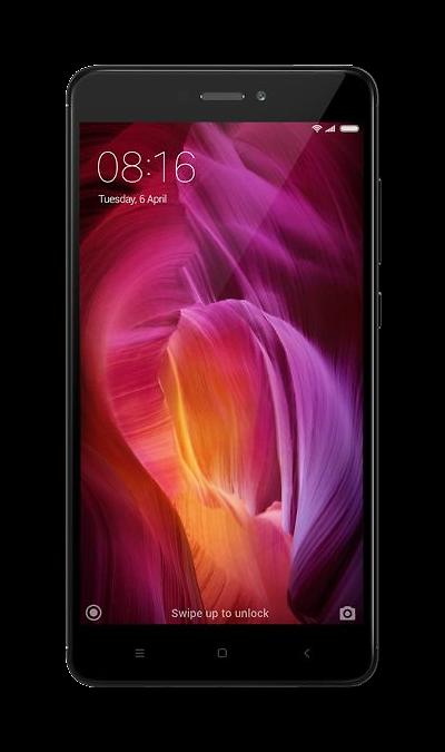 Xiaomi Redmi Note 4 4/64GBСмартфоны<br>2G, 3G, 4G, Wi-Fi; ОС Android; Дисплей сенсорный 16,7 млн цв. 5.5; Камера 13 Mpix, AF; Разъем для карт памяти; MP3,  BEIDOU / GPS / ГЛОНАСС; Вес 165 г.<br><br>Colour: Черный