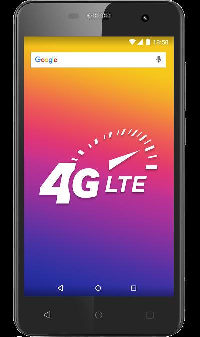 Prestigio Prestigio Muze G3 LTE Black смартфон prestigio muze g3 duo lte gold psp3511