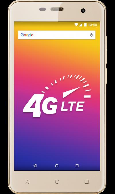 Prestigio Muze G3 LTE GoldСмартфоны<br>2G, 3G, 4G, Wi-Fi; ОС Android; Камера 8 Mpix, AF; Разъем для карт памяти; MP3, FM,  GPS; Вес 171 г.<br><br>Colour: Золотистый