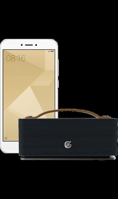 Xiaomi Redmi Note 4X Gold + тариф Включайся! Слушай и колонка LoftSoundСмартфоны<br><br>