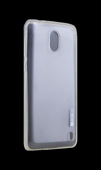 Inter-Step Чехол-крышка Inter-Step для Nokia 2, силикон, прозрачный стоимость