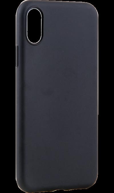 Чехол-крышка ANYCASE TPU для iPhone X, термополиуретан, черный