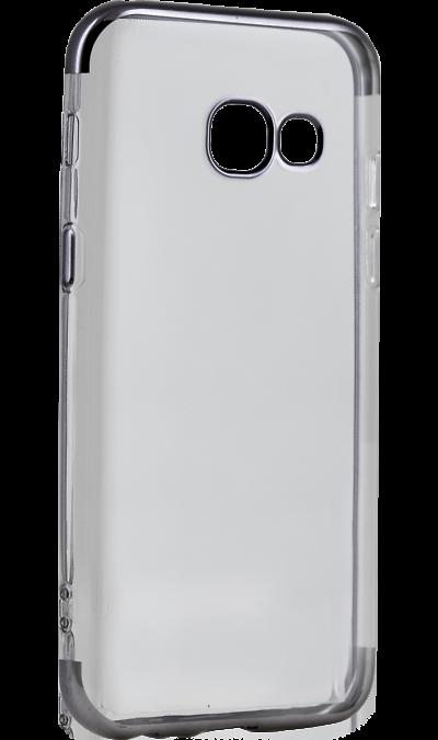 Vipe Чехол-крышка Vipe для Samsung Galaxy A3 (2017), силикон, прозрачный чехол для сотового телефона takeit для samsung galaxy a3 2017 metal slim металлик