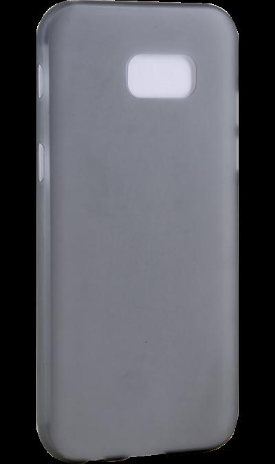 Vipe Чехол-крышка Vipe для Samsung Galaxy A3 (2017), полиуретан, серый чехол для сотового телефона takeit для samsung galaxy a3 2017 metal slim металлик
