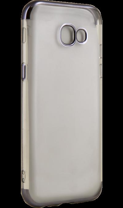 Чехол-крышка Vipe для Samsung Galaxy A5 (2017), термополиуретан, серебристыйЧехлы и сумочки<br>Чехол Vipe поможет не только защитить ваш Samsung Galaxy A5 (2016) от повреждений, но и сделает обращение с ним более удобным, а сам аппарат будет выглядеть еще более элегантным.<br>