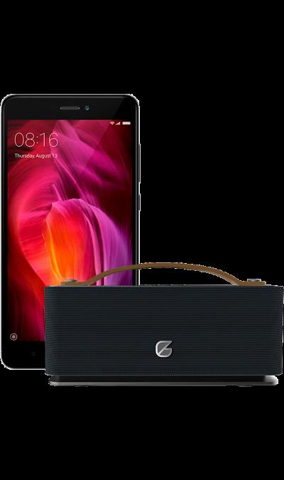 Xiaomi Redmi 4X Black +  тариф Включайся! Общайся и колонка LoftSoundСмартфоны<br><br>