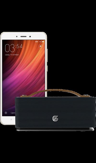 Xiaomi Redmi 4X Gold +  тариф Включайся! Общайся и колонка LoftSoundСмартфоны<br><br>