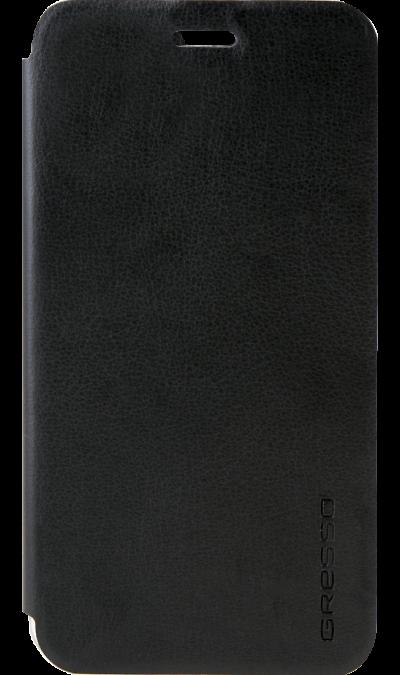 Чехол-книжка Gresso Absolut Air для Galaxy J2 Prime (2016), кожзам, черныйЧехлы и сумочки<br>Чехол поможет не только защитить ваш смартфон от повреждений, но и сделает обращение с ним более удобным, а сам аппарат будет выглядеть еще более элегантным.<br><br>Colour: Черный
