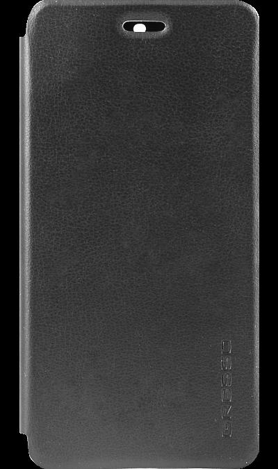Чехол-книжка Gresso Atlant для Nokia 5, кожзам, черныйЧехлы и сумочки<br>Чехол поможет не только защитить ваш смартфон от повреждений, но и сделает обращение с ним более удобным, а сам аппарат будет выглядеть еще более элегантным.<br><br>Colour: Черный
