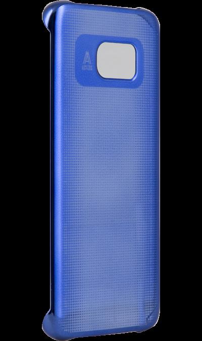 Чехол-крышка Anymode Me-In для Samsung Galaxy S7 Edge, пластик, синийЧехлы и сумочки<br>Чехол Anymode поможет не только защитить ваш Samsung Galaxy S7 Edge от повреждений, но и сделает обращение с ним более удобным, а сам аппарат будет выглядеть еще более элегантным.<br><br>Colour: Синий