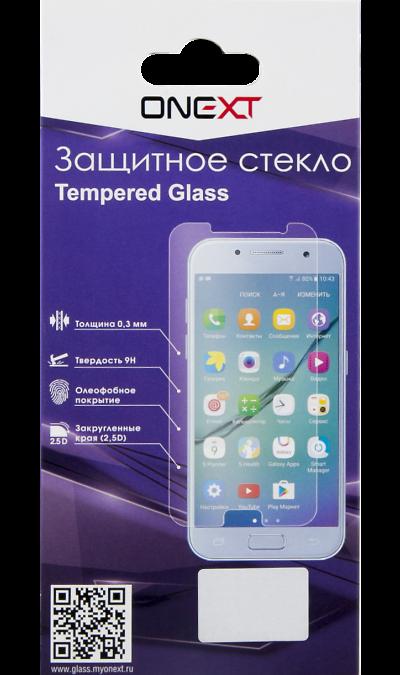 Защитное стекло One-XT для ZTE V8 miniЗащитные стекла и пленки<br>Качественное защитное стекло прекрасно защищает дисплей от царапин и других следов механического воздействия. Оно не содержит клеевого слоя и крепится на дисплей благодаря эффекту электростатического притяжения.<br>