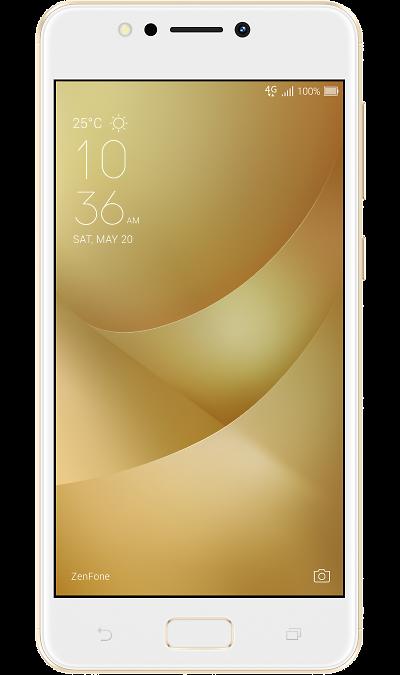 ASUS ZenFone 4 Max ZC520KL 16GbСмартфоны<br>2G, 3G, 4G, Wi-Fi; ОС Android; Камера 13 Mpix; Разъем для карт памяти; BEIDOU / GPS / ГЛОНАСС; Вес 156 г.<br><br>Colour: Золотистый