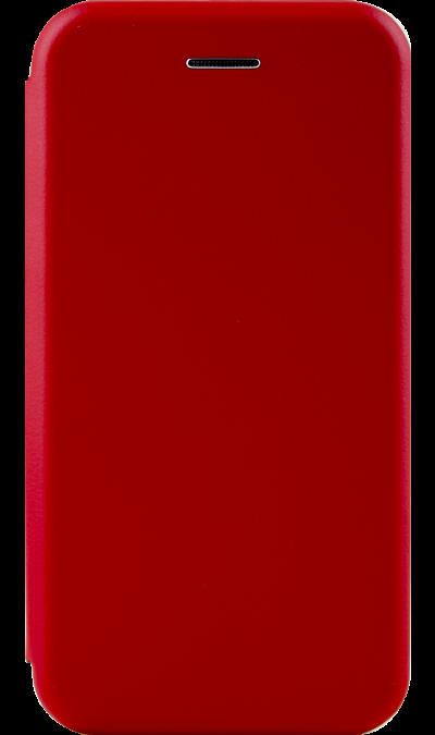 Gresso Чехол-книжка Gresso Platinum для Apple iPhone 7/8, кожзам, красный клип кейс gresso виктория модель 1 для apple iphone 7 8 с рисунком