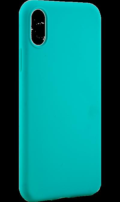 Чехол-крышка ANYCASE TPU для iPhone X, термополиуретан, мятныйЧехлы и сумочки<br>Чехол ANYCASE поможет не только защитить ваш iPhone X от повреждений, но и сделает обращение с ним более удобным, а сам аппарат будет выглядеть еще более элегантным.<br>