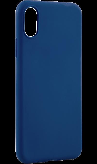 Чехол-крышка ANYCASE TPU для iPhone X, термополиуретан, синийЧехлы и сумочки<br>Чехол ANYCASE поможет не только защитить ваш iPhone X от повреждений, но и сделает обращение с ним более удобным, а сам аппарат будет выглядеть еще более элегантным.<br><br>Colour: Синий