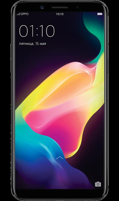 Смартфон OPPO F5 4/32GB Black (черный)Смартфоны<br>2G, 3G, 4G, Wi-Fi; ОС Android; Камера 16 Mpix, AF; Разъем для карт памяти; MP3, FM,  GPS; Вес 152 г.<br><br>Colour: Черный
