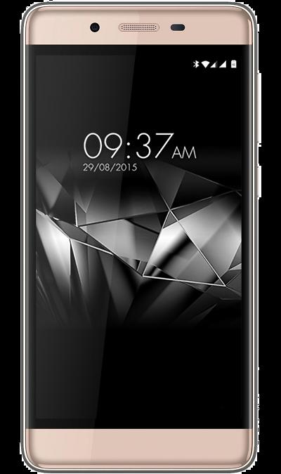 Micromax Q4260Смартфоны<br>2G, 3G, 4G, Wi-Fi; ОС Android; Камера 8 Mpix; Разъем для карт памяти; GPS; Время работы 350 ч. / 20.0 ч.; Вес 167 г.<br><br>Colour: Золотистый