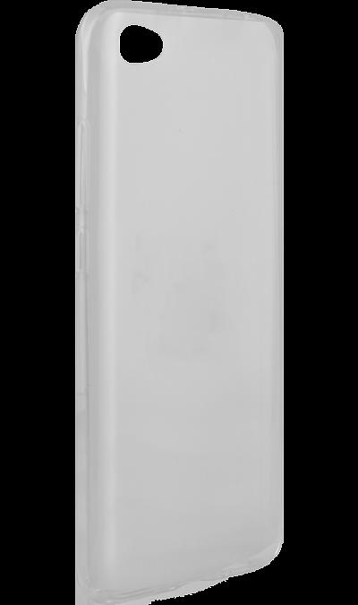 Чехол-крышка Inter-Step для Xiaomi Redmi Note 5A, силикон, прозрачныйЧехлы и сумочки<br>Чехол поможет не только защитить ваш Xiaomi Redmi Note 5A от повреждений, но и сделает обращение с ним более удобным, а сам аппарат будет выглядеть еще более оригинальным.<br>