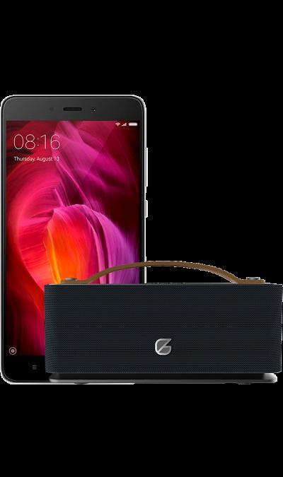 Xiaomi Redmi Note 4 Gold + тариф Включайся! Слушай и колонка LoftSoundСмартфоны<br><br>