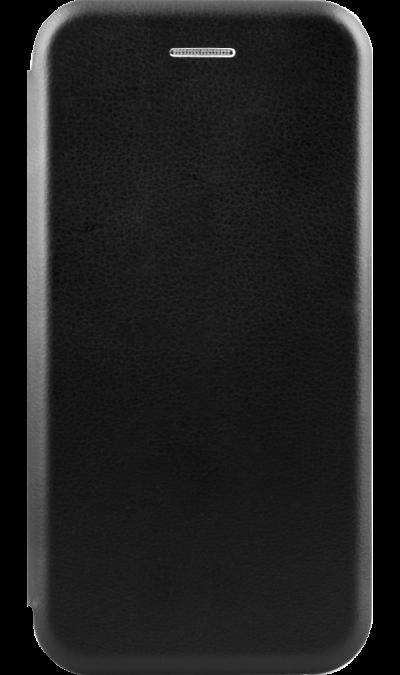Gresso Чехол-книжка Gresso для Apple iPhone 7/8, кожзам, черный gresso чехол книжка gresso для zte axon 7 mini полиуретан черный