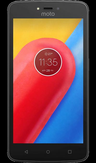 Motorola Moto C LTE 16GB Starry BlackСмартфоны<br>2G, 3G, 4G, Wi-Fi; ОС Android; Камера 5 Mpix; Разъем для карт памяти; GPS; Вес 154 г.<br><br>Colour: Черный