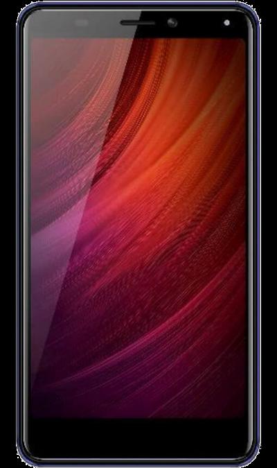 VERTEX Impress RazorСмартфоны<br>2G, 3G, 4G, Wi-Fi; ОС Android; Дисплей сенсорный емкостный 16,7 млн цв. 5; Камера 8 Mpix, AF; Разъем для карт памяти; MP3, FM,  GPS; Время работы 62 ч. / 7.0 ч.; Вес 156 г.<br><br>Colour: Синий
