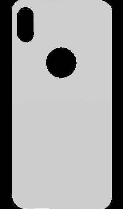 Защитное стекло на заднюю панель Inter-Step для Apple iPhone X (белое)Защитные стекла и пленки<br>Качественное защитное стекло прекрасно защищает корпус от царапин и других следов механического воздействия. Оно не содержит клеевого слоя и крепится на дисплей благодаря эффекту электростатического притяжения.<br>