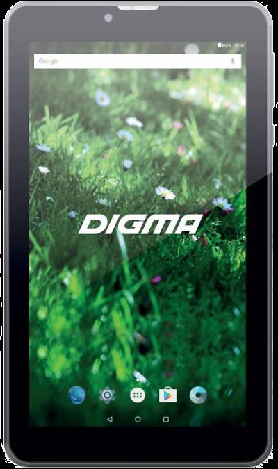 Digma Optima Prime 3 3GПланшеты<br>2G, 3G, Wi-Fi; ОС Android; Дисплей сенсорный емкостный 16,7 млн цв. 7; Разъем для карт памяти; MP3, FM,  GPS; Вес 300 г.<br><br>Colour: Черный