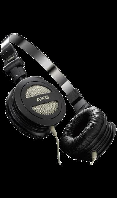 AKG K 404Наушники и гарнитуры<br>Мягкие и удобные. <br>Как и все другие наушники AKG, модель K404 призвана подарить вам максимальный комфорт. Легкая и гибкая конструкция с самоподстраивающимся ободком обеспечивает максимальное удобство при прослушивании. А максимальное удобство позволит вам подолгу наслаждаться любимой музыкой ? как дома, так и вне его. <br><br><br>Фирменный звук. <br>Широкий частотный диапазон AKG K404, от 15 Гц до 23 кГц, позволяет создавать высококачественный звук в лучших традициях AKG. ...<br><br>Colour: Черный