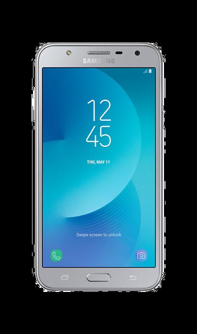 Samsung Samsung Galaxy J7 Neo SM-J701F/DS Silver samsung galaxy grand prime ve duos sm g531h ds gold