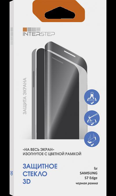 One-XT Защитное стекло One-XT 3D для Samsung Galaxy S7 Edge аксессуар защитное стекло samsung galaxy s7 edge solomon 3d transparent