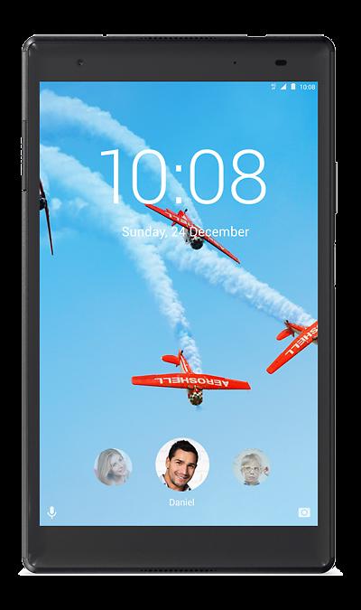 Lenovo Tab 4 Plus TB-8704X 16GbПланшеты<br>2G, 3G, 4G, Wi-Fi; ОС Android; Камера 8 Mpix, AF; Разъем для карт памяти; MP3, FM,  ГЛОНАСС / GPS; Вес 300 г.<br><br>Colour: Черный