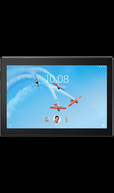 Lenovo Tab 4 TB-X704L 16GbПланшеты<br>2G, 3G, 4G, Wi-Fi; ОС Android; Камера 8 Mpix, AF; Разъем для карт памяти; MP3, FM,  GPS; 20.0 ч.; Вес 475 г.<br><br>Colour: Черный