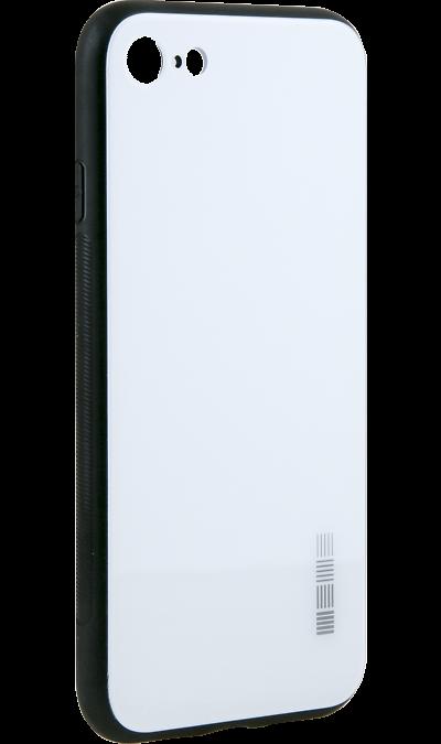 Чехол-крышка Inter-Step для Apple iPhone 7/8, пластик, белыйЧехлы и сумочки<br>Чехол поможет не только защитить ваш iPhone 7/8 от повреждений, но и сделает обращение с ним более удобным, а сам аппарат будет выглядеть еще более оригинальным.<br><br>Colour: Белый