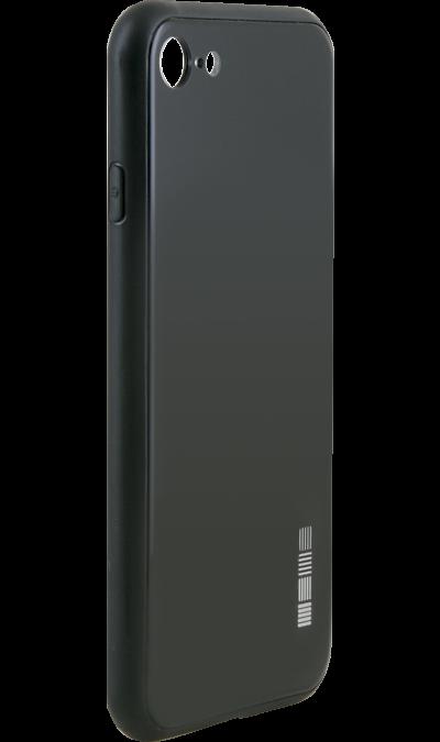 Чехол-крышка Inter-Step для Apple iPhone 7/8, пластик, черныйЧехлы и сумочки<br>Чехол поможет не только защитить ваш iPhone 7/8 от повреждений, но и сделает обращение с ним более удобным, а сам аппарат будет выглядеть еще более оригинальным.<br><br>Colour: Черный