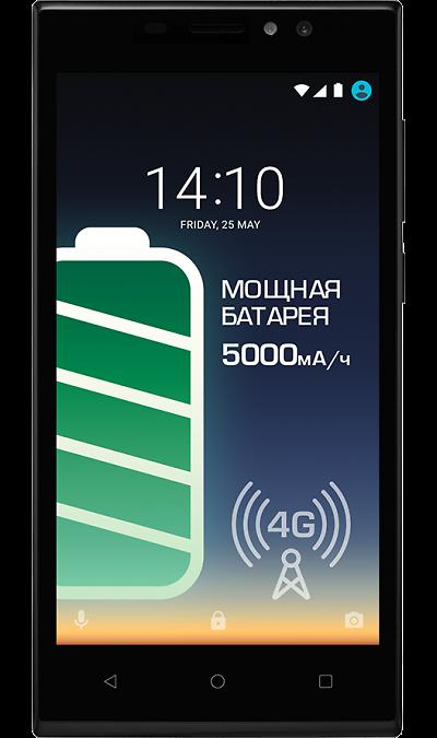 Prestigio Muze C7 LTEСмартфоны<br>2G, 3G, 4G, Wi-Fi; ОС Android; Дисплей сенсорный емкостный 16,7 млн цв. 5; Камера 13 Mpix; Разъем для карт памяти; GPS; Вес 200 г.<br><br>Colour: Черный