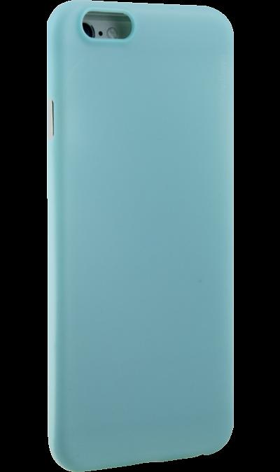 Deppa Чехол-крышка Deppa Sky Case для iPhone 6/6s, пластик, мятный аксессуар чехол deppa art case союзмультфильм кеша для iphone 6 защитная пленка 100575