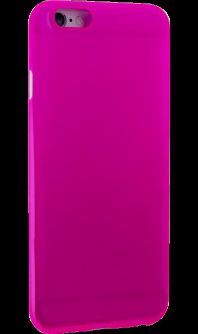 Deppa Чехол-крышка Deppa Sky Case для iPhone 6/6s, пластик, розовый чехол deppa art case и защитная пленка для sony xperia z3 танки стату