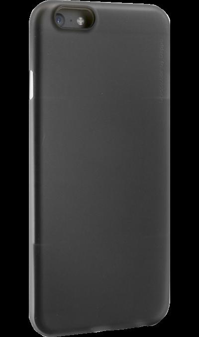Deppa Чехол-крышка Deppa Sky Case для iPhone 6/6s, пластик, серый аксессуар чехол deppa art case союзмультфильм кеша для iphone 6 защитная пленка 100575