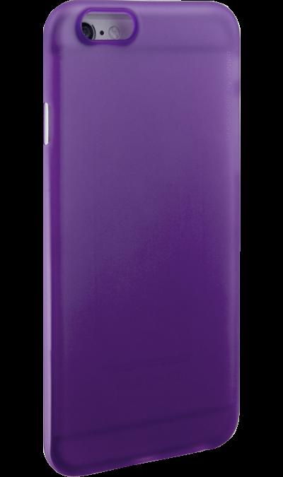 Deppa Чехол-крышка Deppa Sky Case для iPhone 6/6s, пластик, фиолетовый чехол deppa art case и защитная пленка для sony xperia z3 танки стату