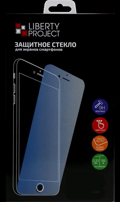 Защитное стекло Liberty Project для Samsung Galaxy J3 (2017)Защитные стекла и пленки<br>Качественное защитное стекло прекрасно защищает дисплей от царапин и других следов механического воздействия. Оно не содержит клеевого слоя и крепится на дисплей благодаря эффекту электростатического притяжения.<br>